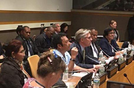Di New York, Menteri Susi Pamer Kebijakan Berantas Maling Ikan