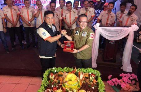 TLCI jambi Hadiri Acara pengukuhan TLCI Palembang