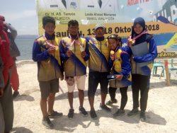 Atlet Dayung Jambi Juara Umum pada Kejurnas PPLP se – Indonesia