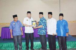 Sekda Dianto Kunjungi Kafilah Jambi