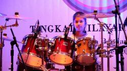 Vira Cecilia Pukau Drummer Noah