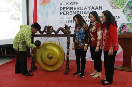 APP Sinarmas dan Martha Tilaar Grup Luncurkan Program Kick Off Program Pemberdayaan Perempuan