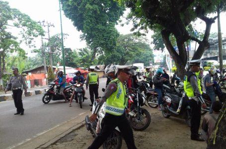 Tiga Motor Bodong Diamankan Polisi saat Razia