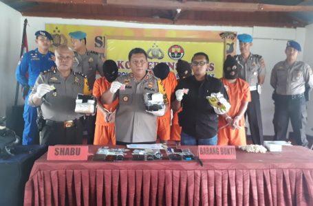 Penyeludupan Sabu Dan Ekstasi Bermodus Milik Oknum Anggota TNI Gagal