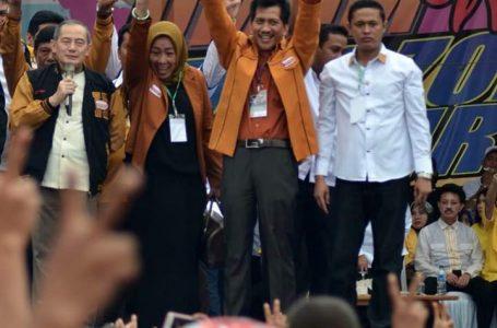 "Benny Wirsa: ""Posisi Wagub Jambi Mestinya Diisi Ketua DPD Hanura"""