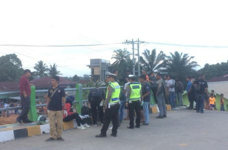 Razia Pulau Pandan, Lima Orang Diamankan Ditresnarkoba Polda Jambi